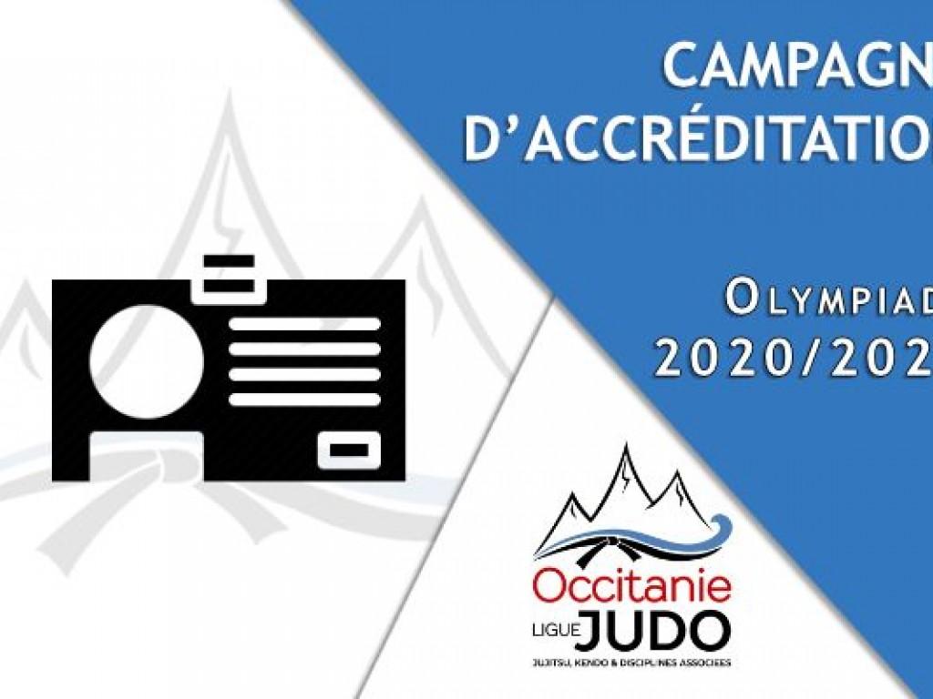 Image de l'actu 'Rappel - Accréditations Olympiade 2020/2024'
