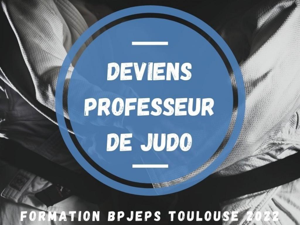 Image de l'actu 'Le dossier d'inscription au BPJEPS de Toulouse pour 2022 est en Ligne !'