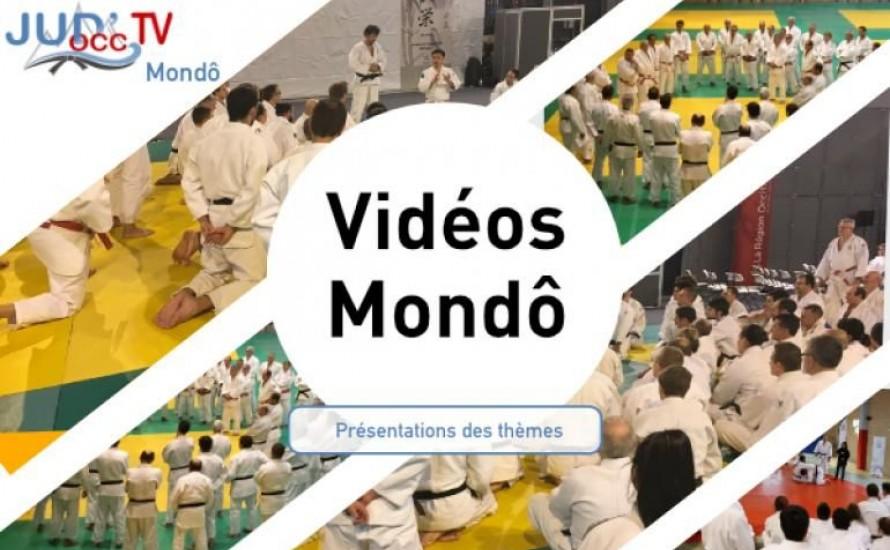 Vidéos Jud'Occ TV Mondô