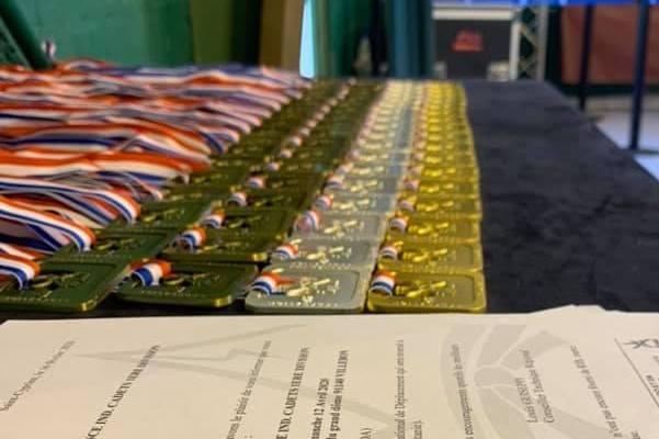 1/2 Championnat de France Cadet(te)s 1ère Division - Saint Cyprien