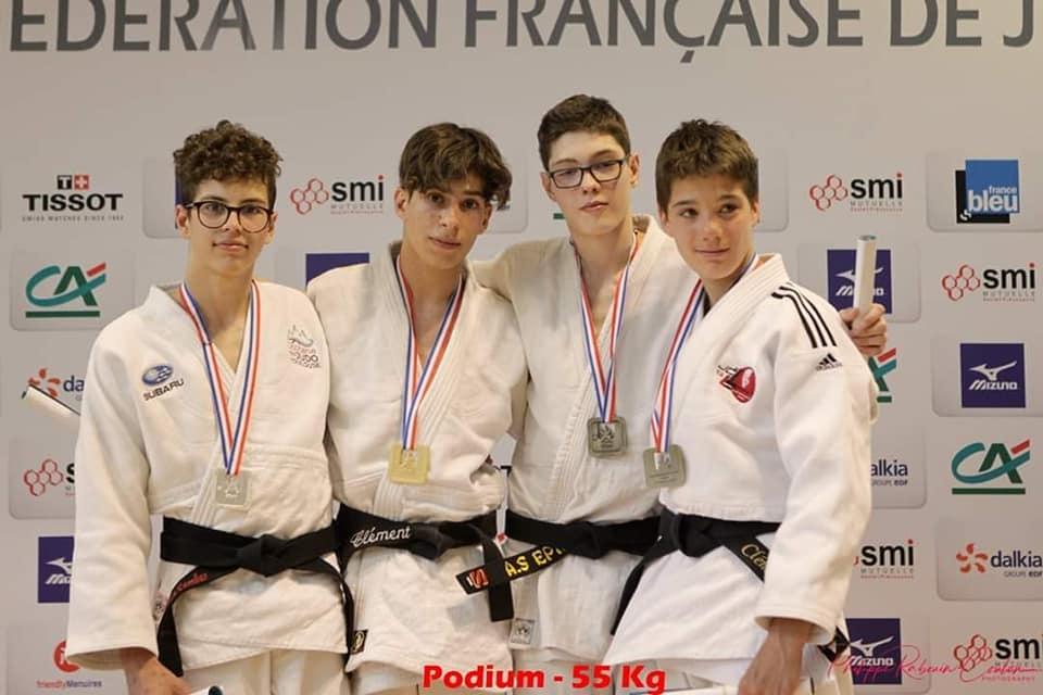 Championnat de France Cadet.te.s 2ème Div - Ceyrat Juin 2019