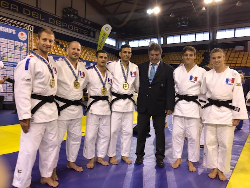 Championnat d'Europe Kata- Espagne 2019