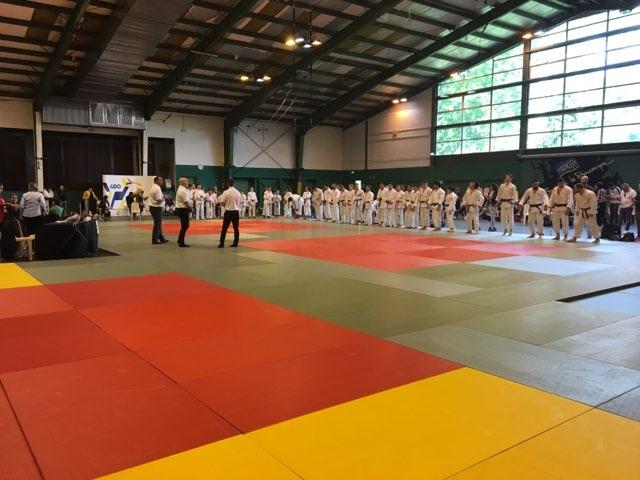 Coupe Régionale Jujitsu - Ne Waza - Mai 2019