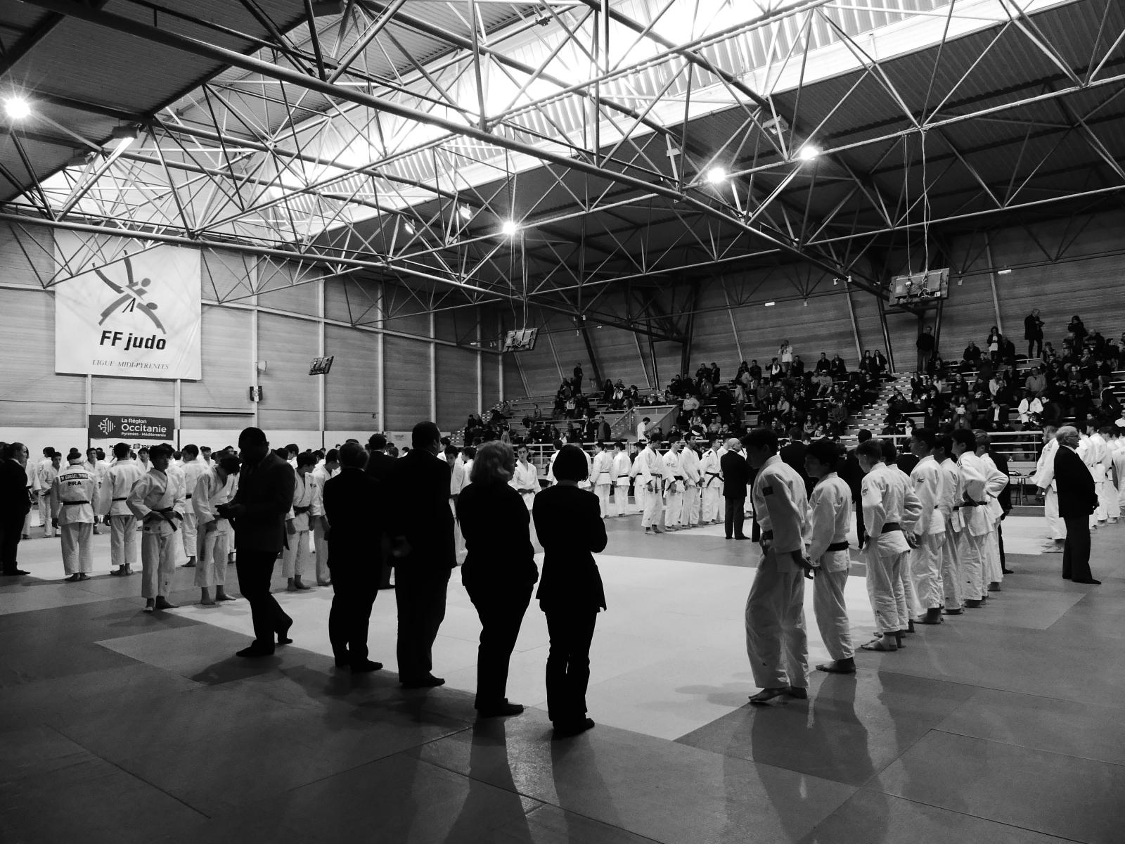 Demi Finale Championnat de France Cadet.te.s - Toulouse Février 2019