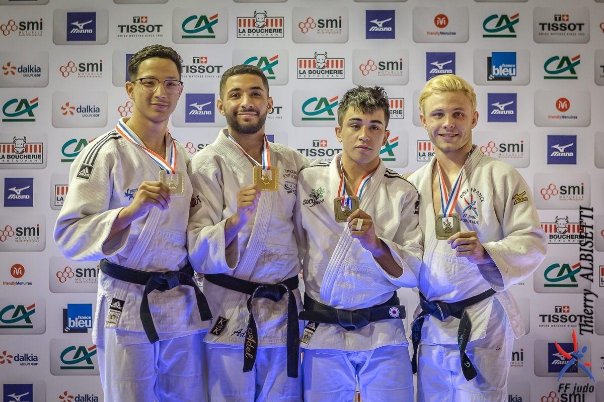 France Juniors 2019