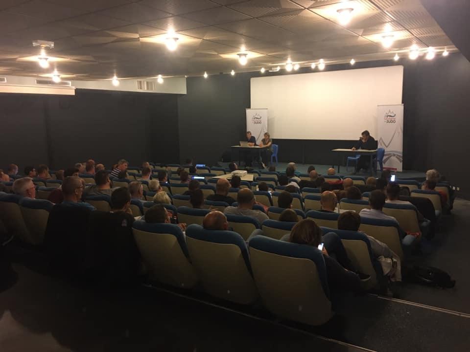 Stage CT et Colloque National de l'Encadrement Technique - Mèze 2019