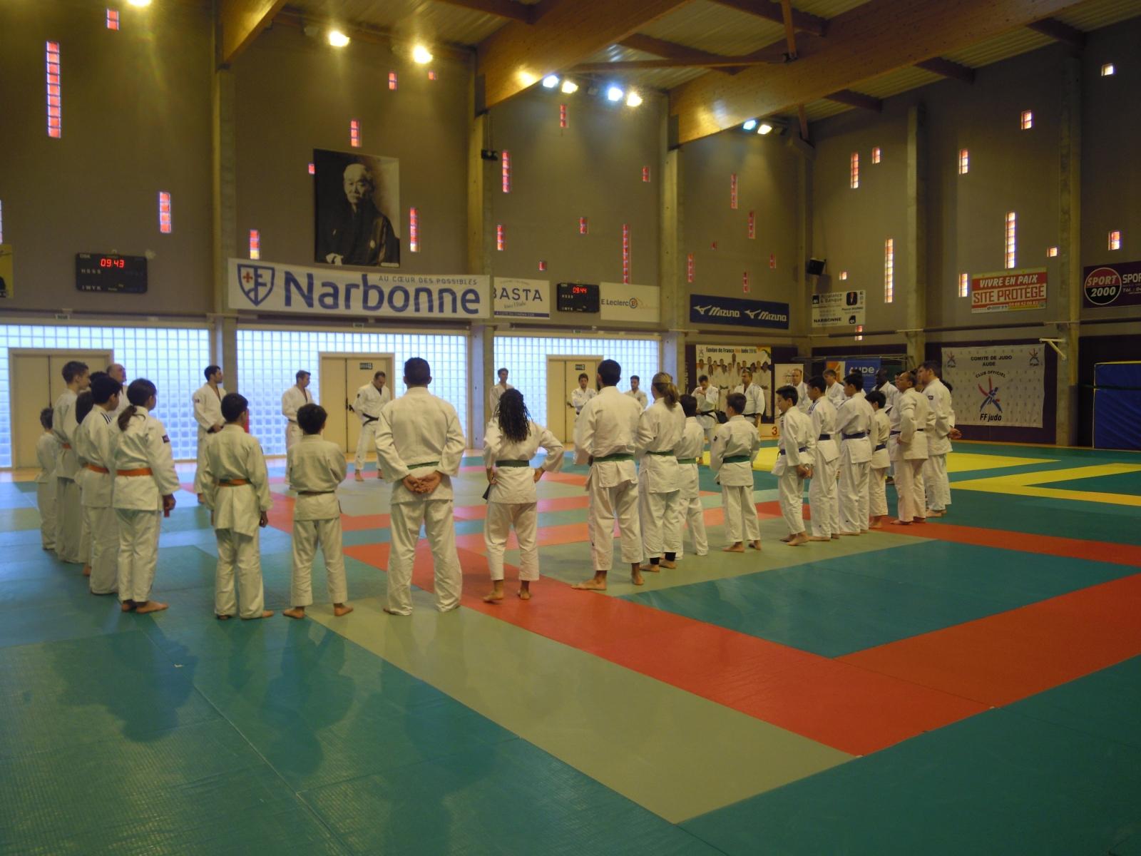 Stage Jujitsu - Novembre 2019