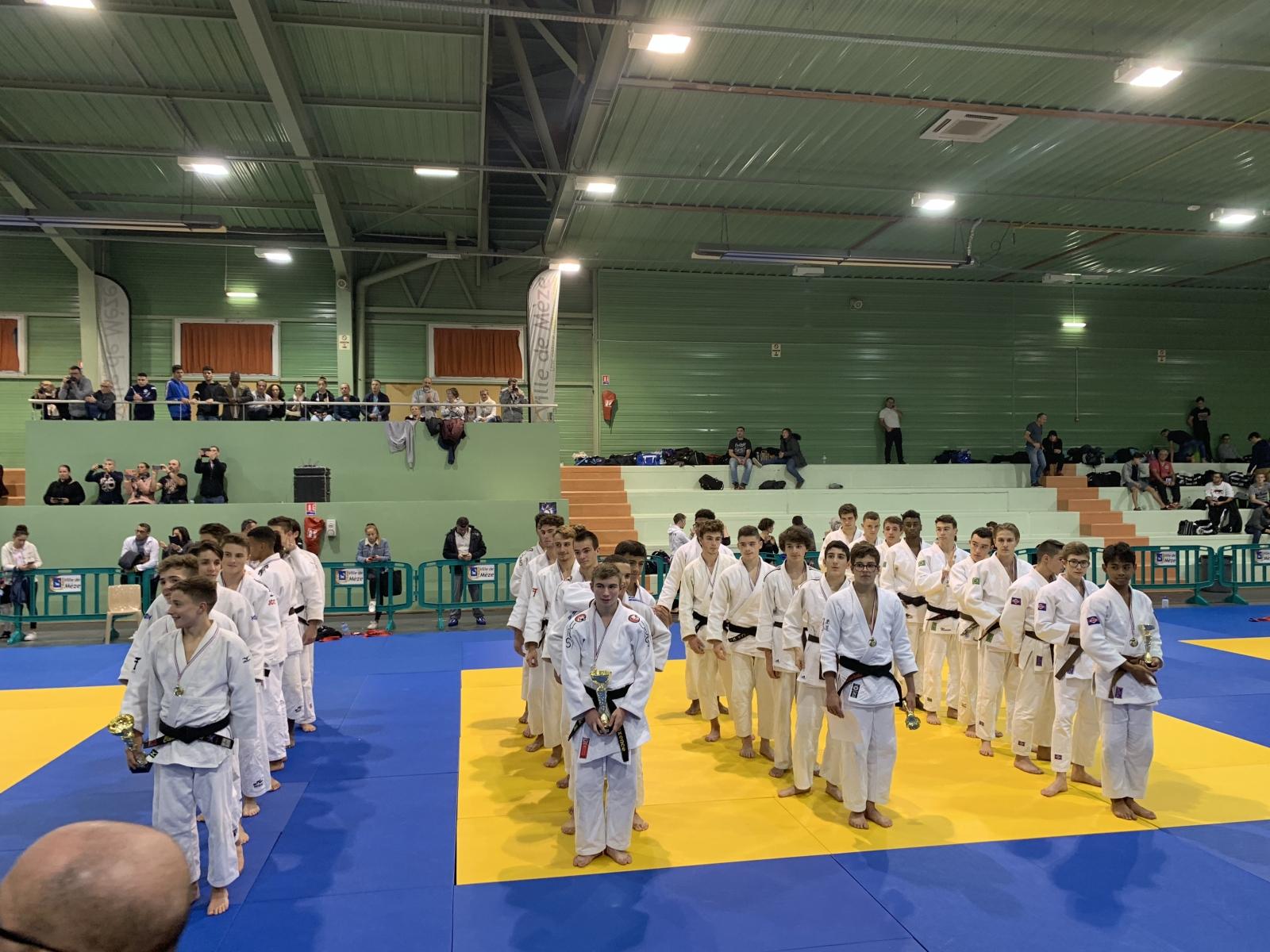 Championnat de France par Équique Cadet.te.s 2018