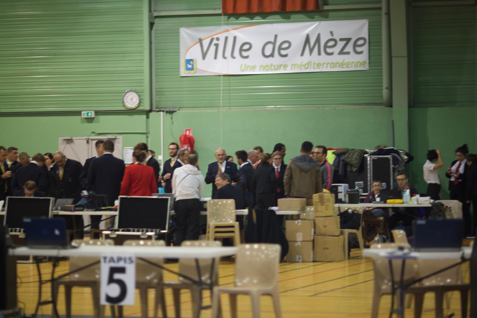 Championnat de France par Équipe de club Cadet.te.s 2018