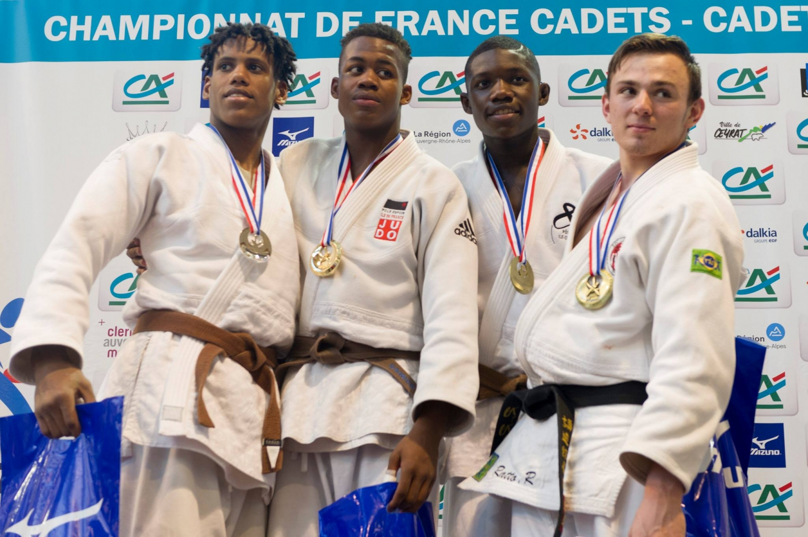 Championnat de France Cadet.te.s 2017