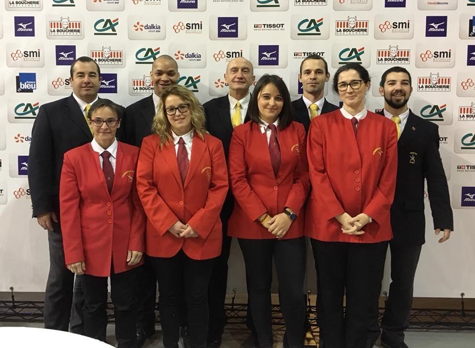 Championnat par Équipe de Club Régionale - 28 Janvier 2017 - Cahors