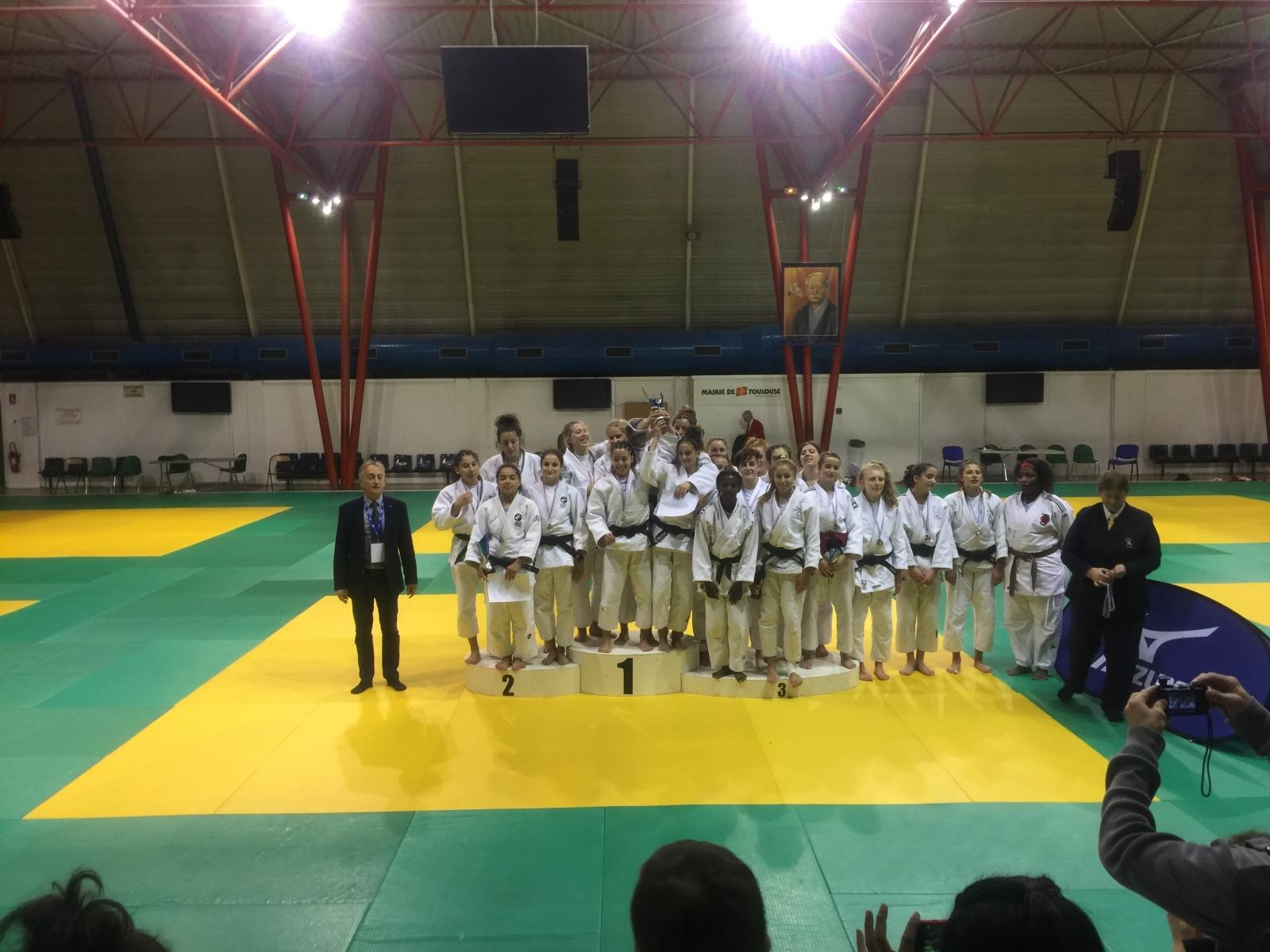 Championnat Régional par Équipes de Club Cadet.te.s 2017