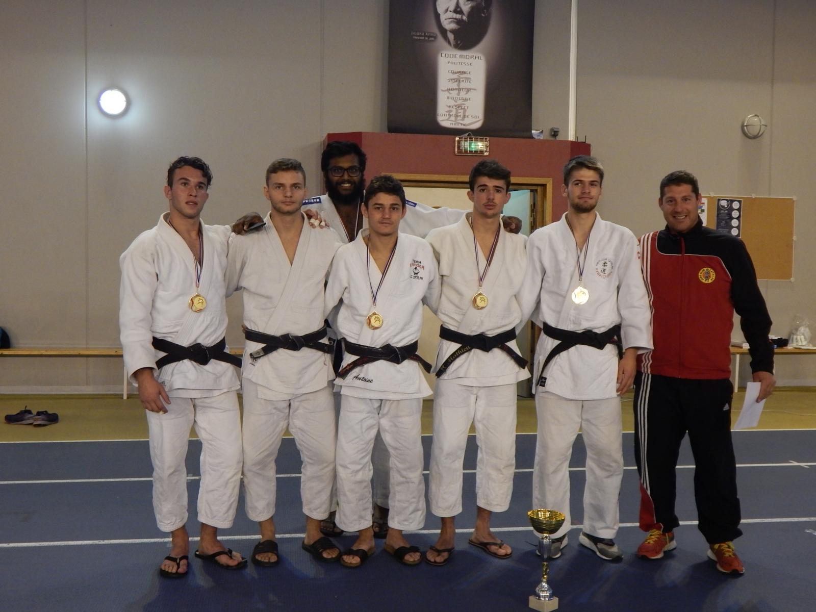 Championnat par Équipe de Club Juniors 2017