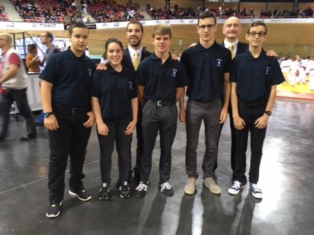 Coupe de France Minimes Jo cadets 2016