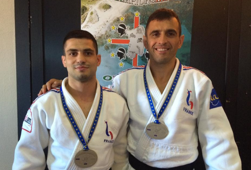 Championnat d'Europe kata 2016