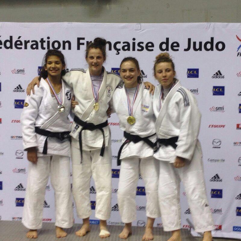 Championnat de france juniors 2016