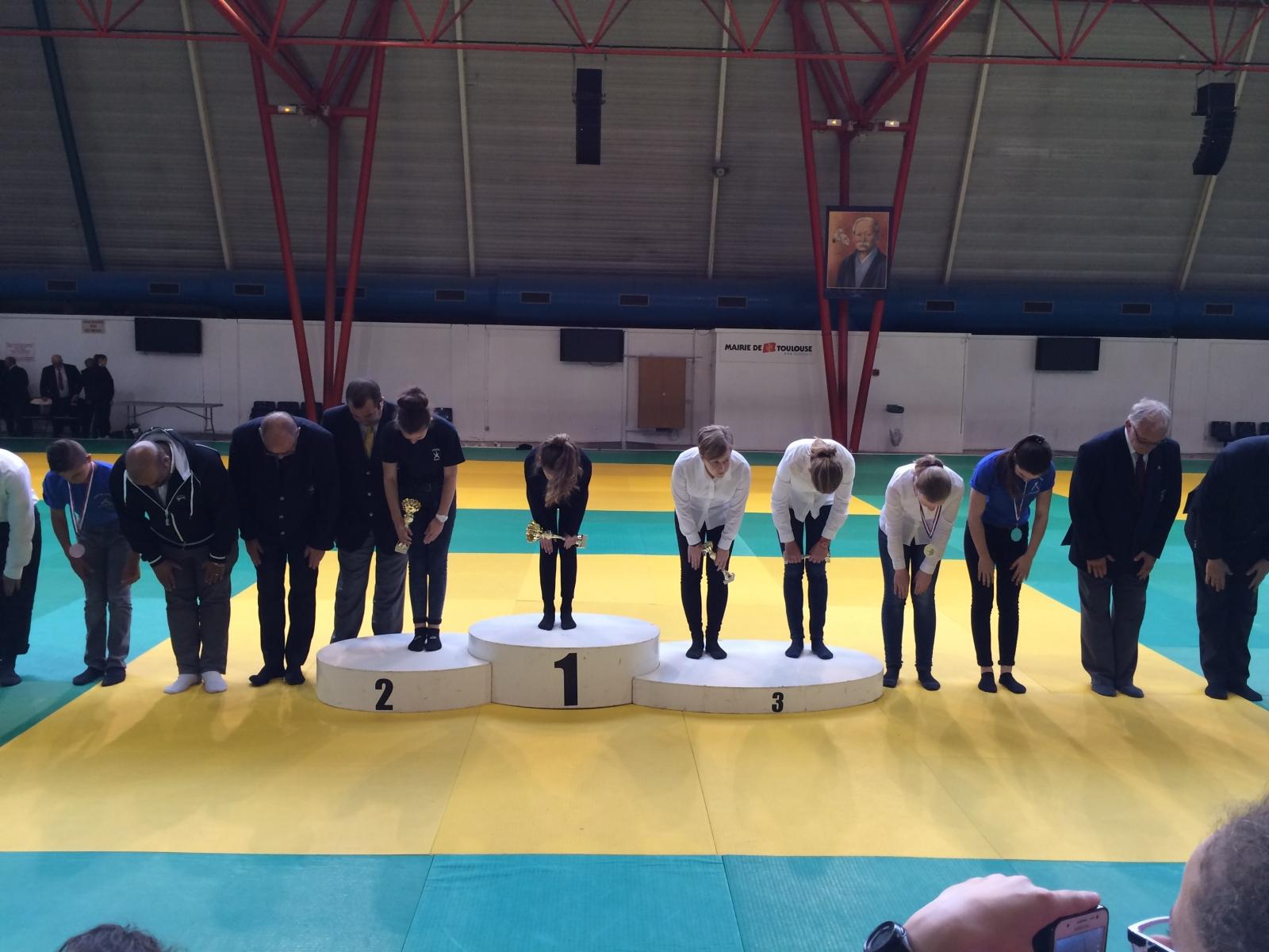 Coupe jeune officiel minimes 2016
