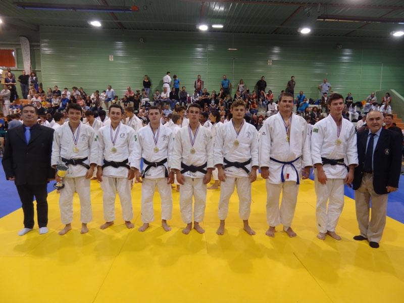Equipes juniors Masculins