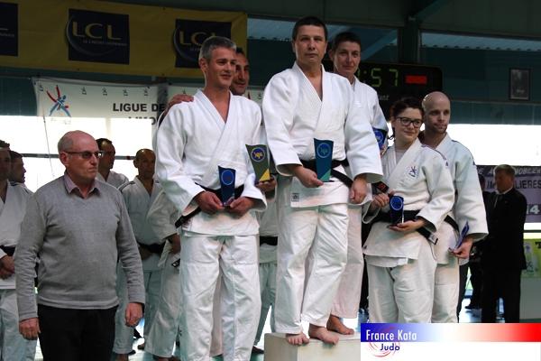Tournoi de France Kata - Limoges