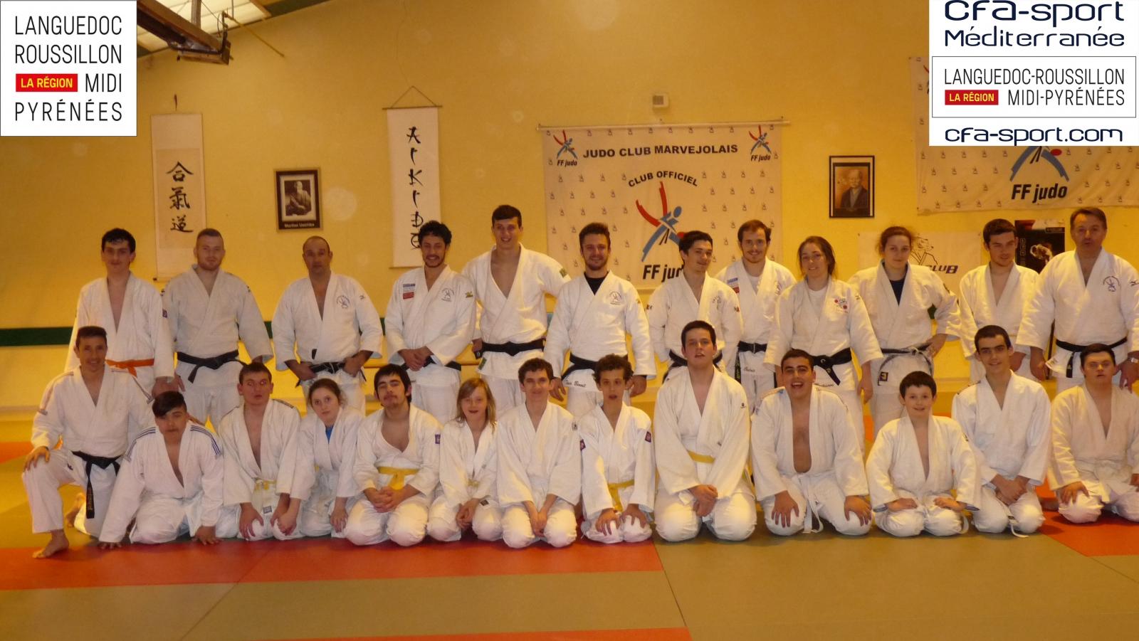 Stage Montrodat BPJEPS Judo
