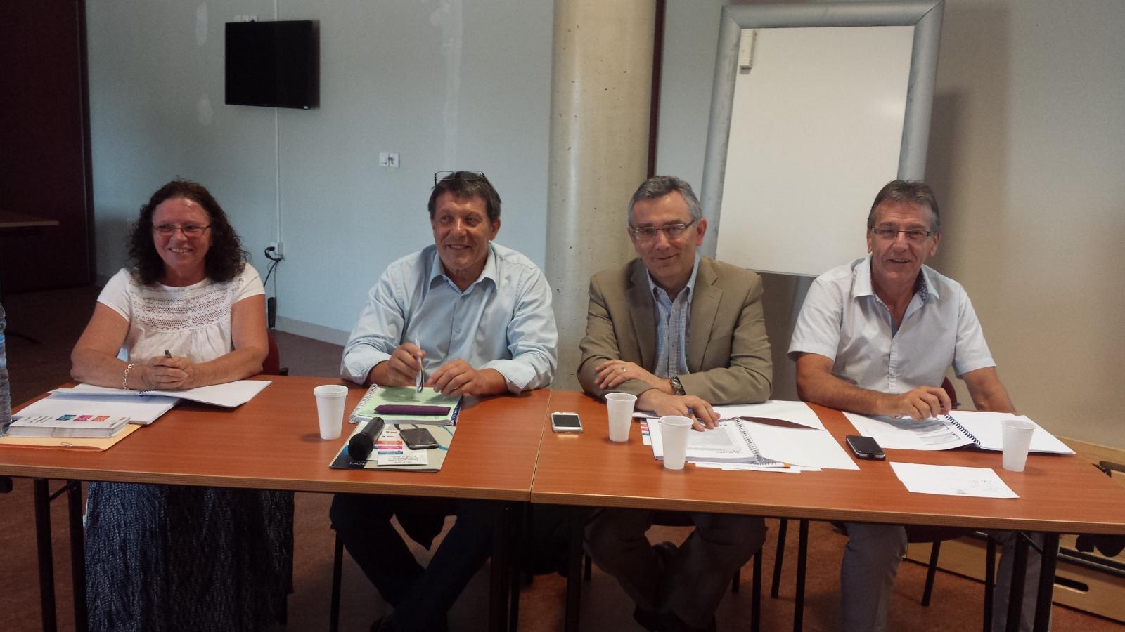 AG Ligue 2015 Montpellier