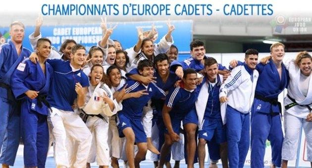 Championnat d Europe Cadets Cadettes 2015