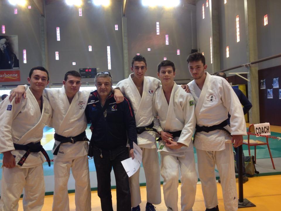 Convention ARML- Ligue de Judo 2015