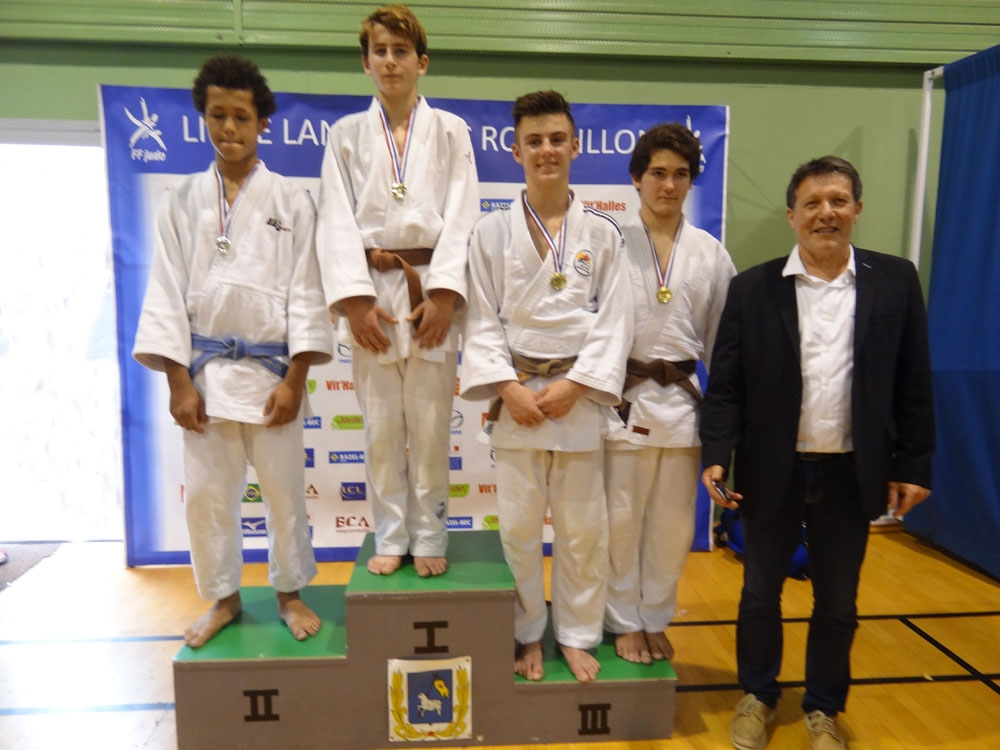 Coupe zone masculines 2015