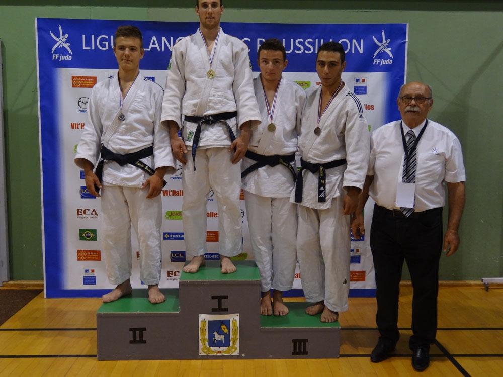 Demi finale juniors masculins 2015