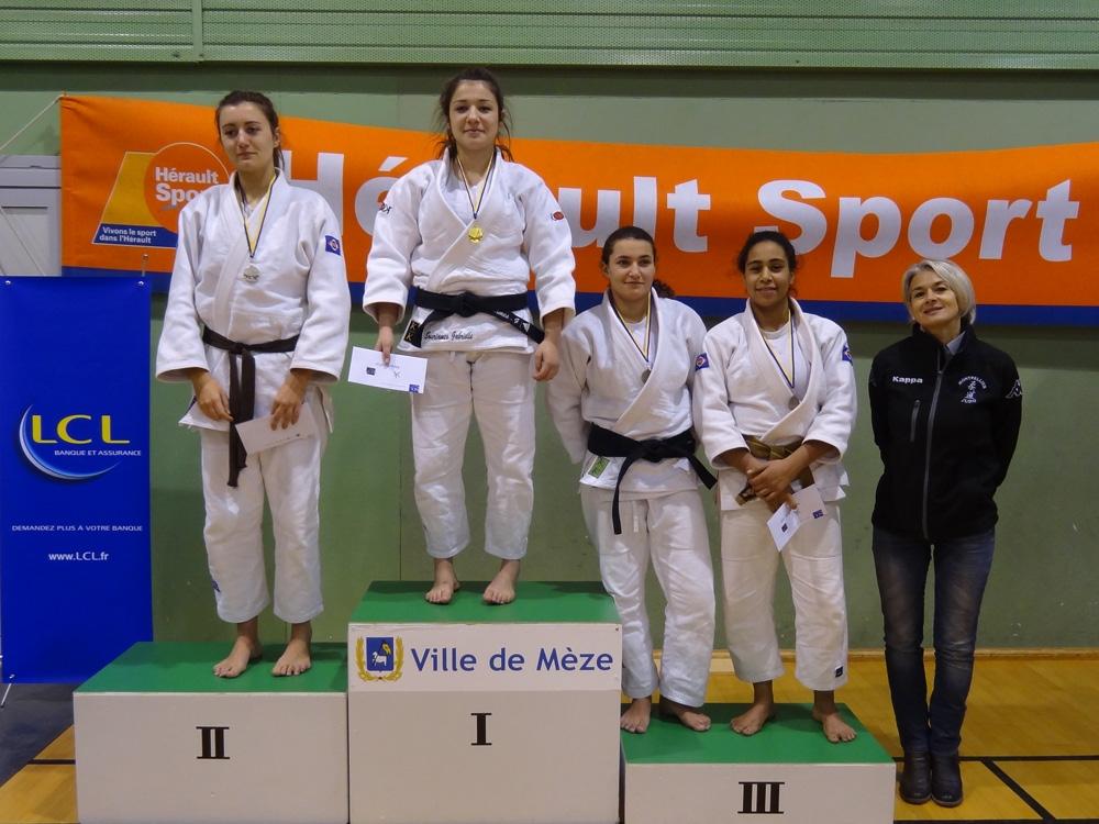Grand Prix 34 feminines 2015