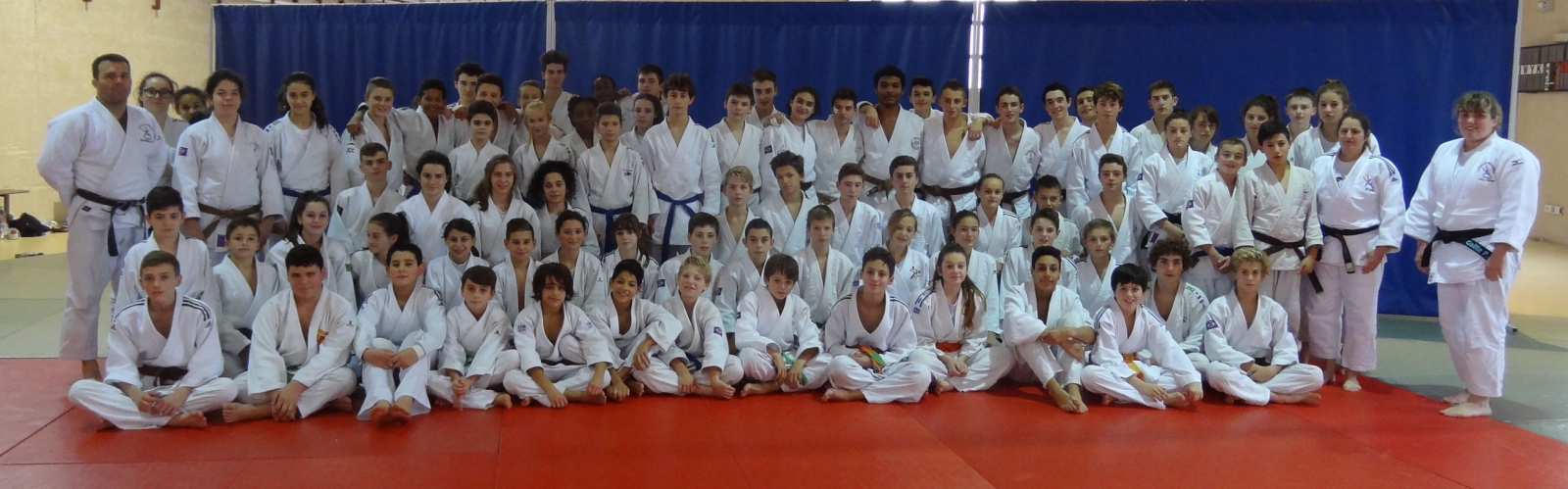 Stage minimes cadets noel 2015