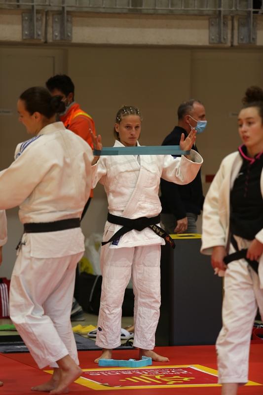 1/2 Finale Championnat de France Individuel Senior - Féminines - Réalmont 18.10.2020